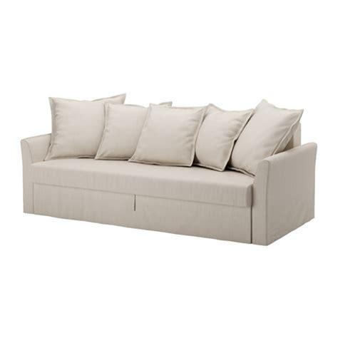 sofa bed slipcover ikea holmsund sofa bed slipcover nordvalla beige ikea