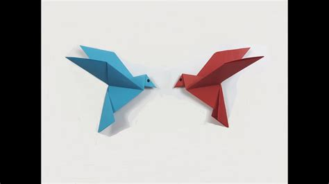 origami buy how to make a paper bird easy origami