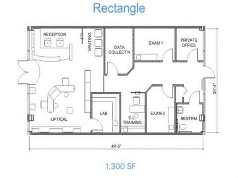 optometry office floor plans optical office design secrets 1 floor plan layouts