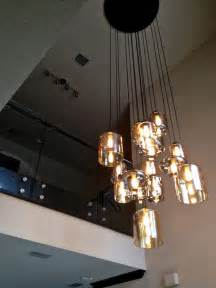 custom chandelier furniture modern glass staircase custom chandelier blown