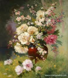 flower painting pictures 21 abstract flower paintings free premium