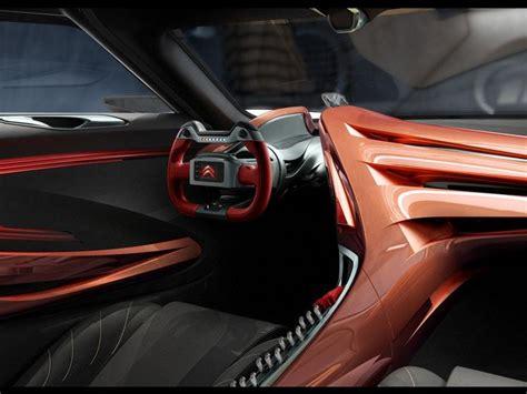 Citroen Gt Interior by Citroen Gt Concept Interior Diverse Citro 235 N S