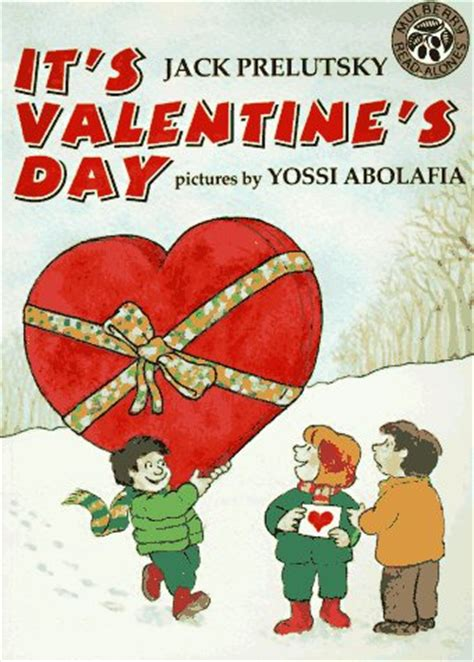 valentines day picture books it s s day by prelutsky reviews