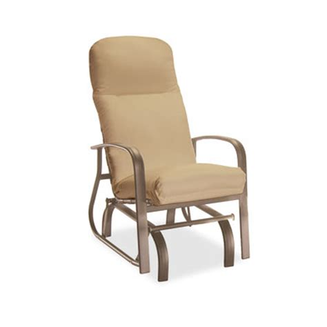 patio glider chairs patio glider chair telescope casual cape may sling patio