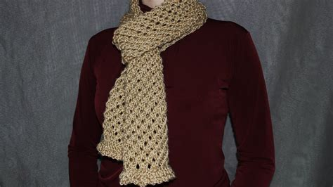 how to end a knit scarf how to knit a scarf a cell pattern s scarf
