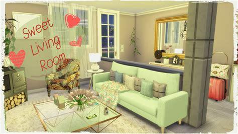 s living room sims 4 sweet living room dinha