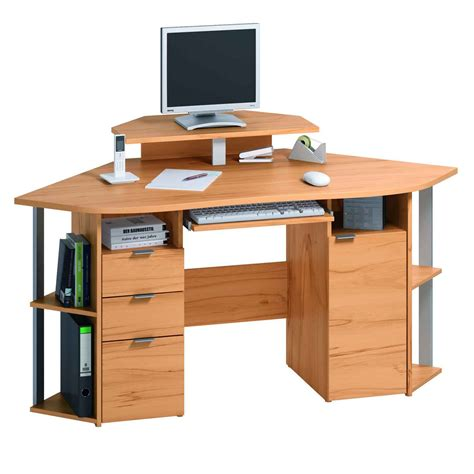 corner computer desk for home small computer desk for home office ideas office architect
