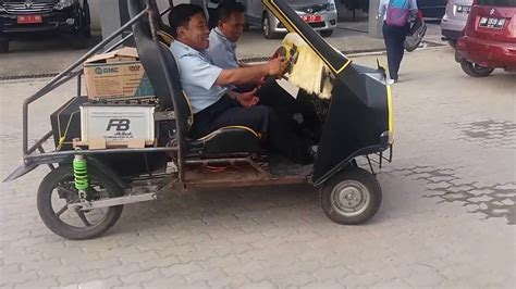 Modifikasi Vespa Gokart by 55 Modifikasi Motor Bebek Jadi Gokart Terkeren Sumped Motor
