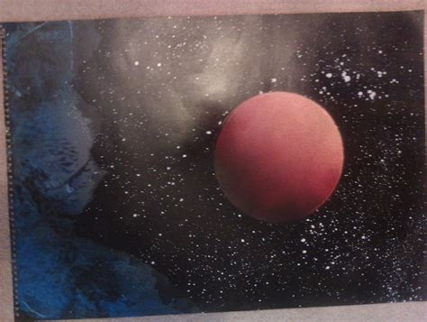 spray paint space space spray painting numero 9 by beckii43 on deviantart