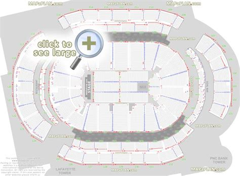prudential center floor plan prudential center newark arena seat and row numbers