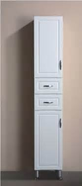 freestanding bathroom storage cabinets china practical free standing white color mdf bathroom