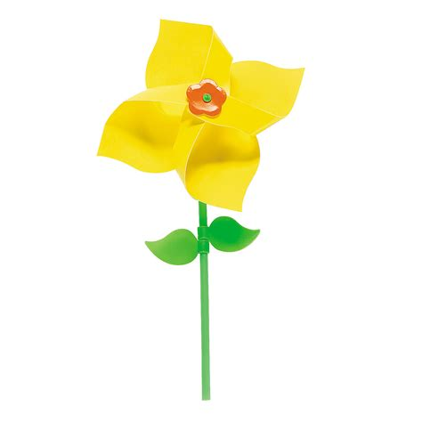 pinwheel craft for daffodil pinwheel craft kit trading