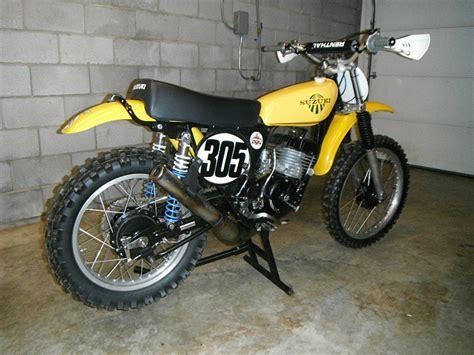 Suzuki Mx by 1975 Suzuki Tm 400 Vintage Motocross Mx Tm400