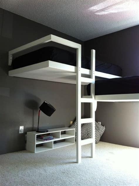 design bunk beds 15 modern and cool bunk bed designs kidsomania