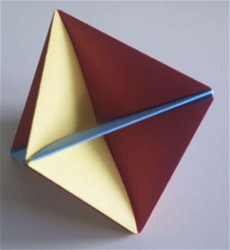 modular origami octahedron easy modular origami octahedron