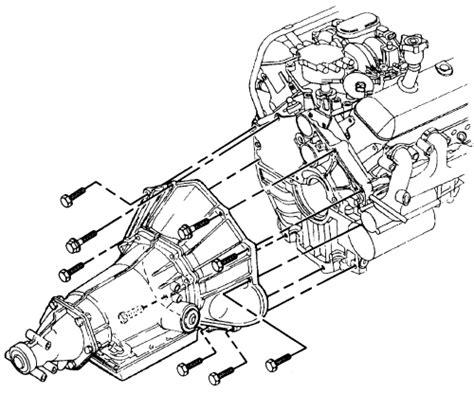 transmission control 2008 chevrolet trailblazer user handbook repair guides automatic transmission removal installation autozone com