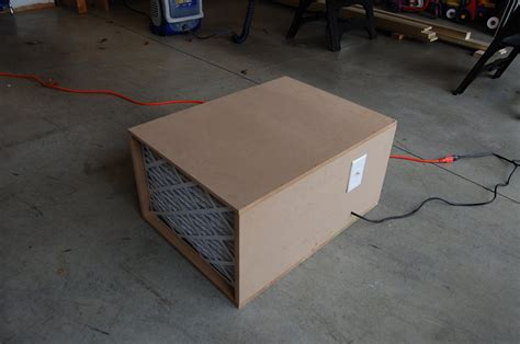 woodworking air filter air cleaner by lumberjocks