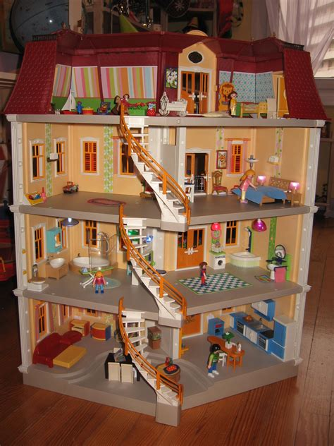 la maison playmobil de ma ptite puce willem belasco picture to pin on thepinsta