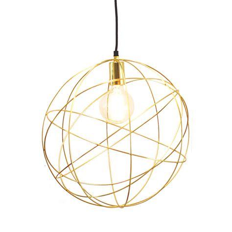globe pendant chandelier gold brass globe ceiling pendant light orb chandelier by