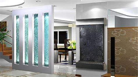 glass wall design decor glass indoor glass waterfall designs wall mounted