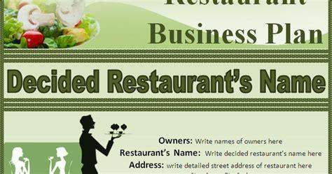 mod 232 les microsoft office restaurant mod 232 le de plan d affaires