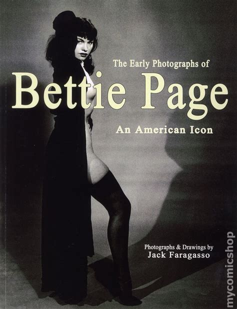 femalia book pictures early photographs of bettie page an american icon sc