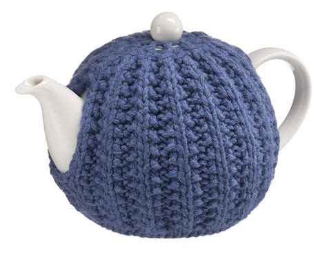 tea cozy knitting pattern knitted tea cosy by roost living notonthehighstreet
