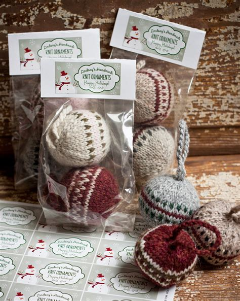 knitting gift ideas knitted bobbles evermine