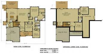 story house floor with basement and house the garage basement design home decoration live