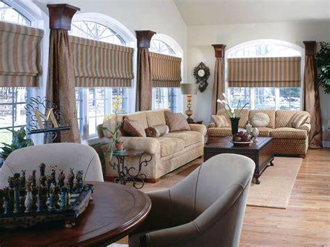 living room window treatment ideas fresh window treatment ideas hgtv