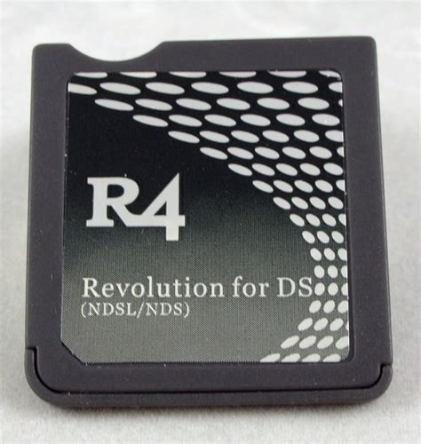 make your own r4 card r4 now illegal in uk 171 gamingbolt news