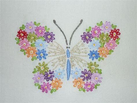 embroidery butterfly butterfly embroidery embroidery