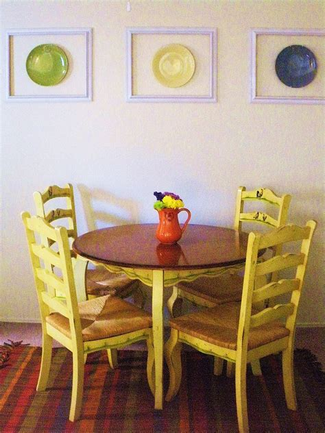 wall hangings for dining room diy dining room hanging plates on wall decor popsugar home