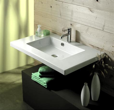 how wide is a kitchen sink wide rectangular ceramic wall mounted above counter or