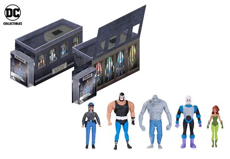 animated figures new batman animated figures and more from dc collectibles