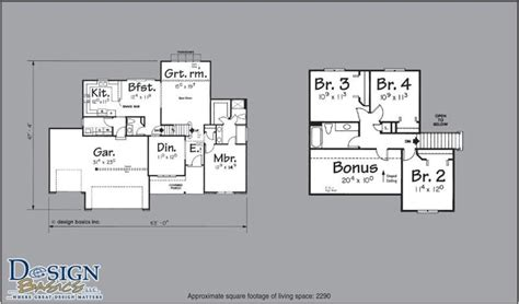 2200 sq ft house plans 4 bedroom house plans 2200 square