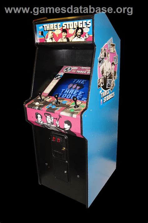 The Cabinet Doctor by The Three Stooges In Brides Is Brides Arcade Games