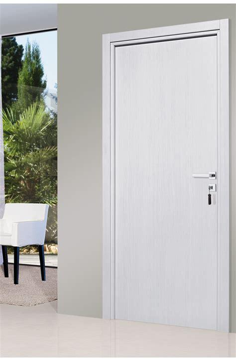 porte interieure miro finition chene blanc porte design et bloc porte modele chene blanche
