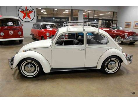 1967 Volkswagen Beetle For Sale by 1967 Volkswagen Beetle For Sale Classiccars Cc 1051264
