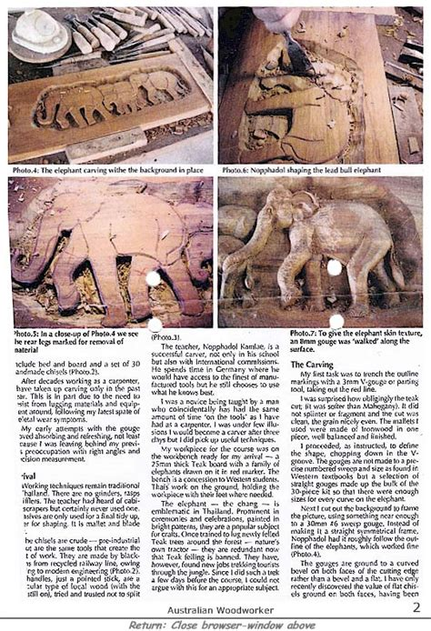 Australian Woodworker Magazine