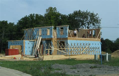 houde home construction file new house construction pittsfield township