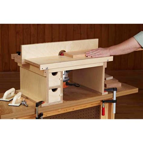 best router woodworking flip top benchtop router table woodworking plan from wood