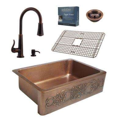 farmhouse copper kitchen sink copper farmhouse apron kitchen sinks kitchen sinks