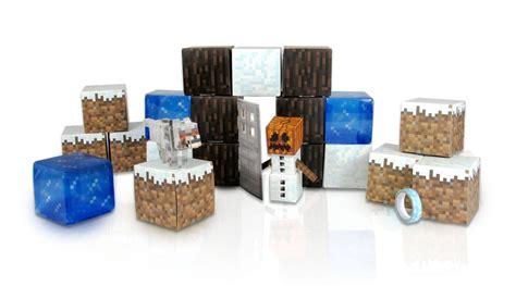 paper craft company minecraft papercraft snow set the granville island