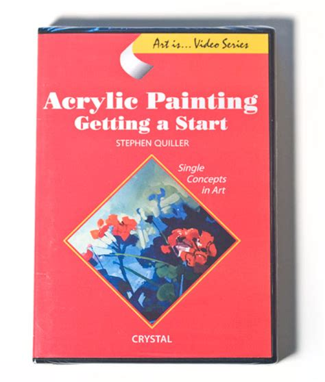 acrylic painting dvds dvds