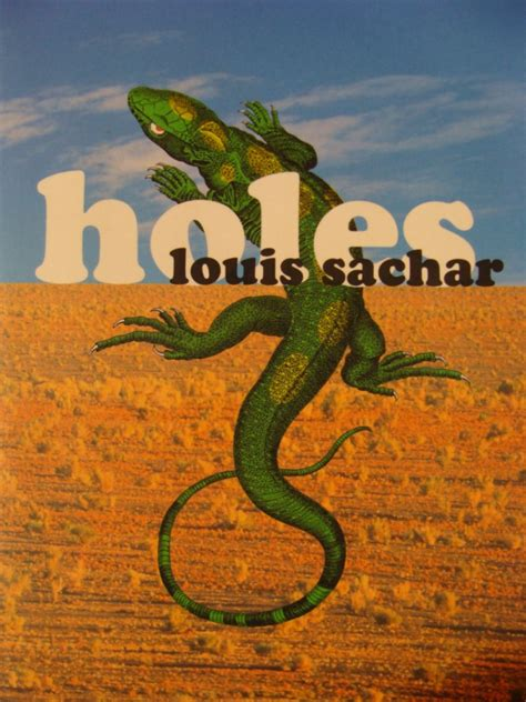 pictures of holes the book carolynknz holes by louis sachar