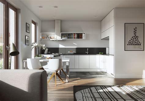 sleek kitchen designs 20 sleek kitchen designs with a beautiful simplicity