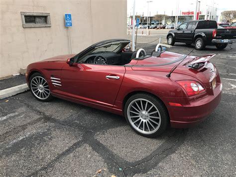 Chrysler Crossfire by 2007 Chrysler Crossfire Crossfireforum The Chrysler