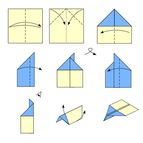 how to make origami aeroplane file origami airplane svg wikimedia commons
