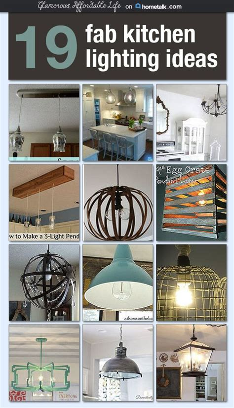 diy kitchen light fixtures i would for any one of these diy light fixtures to be
